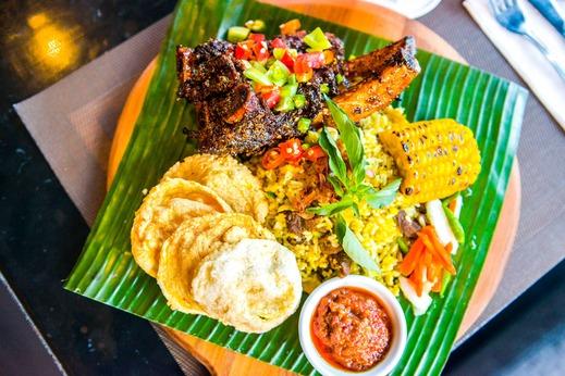 Park 5 Simatupang Jakarta - Meals