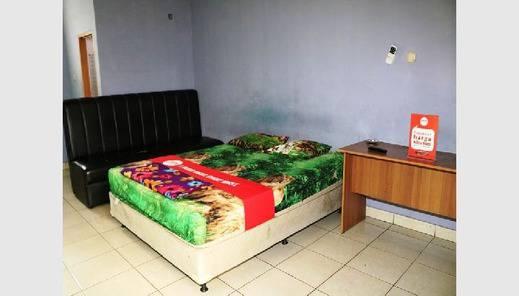 NIDA Rooms Cengkareng Airport Jakarta - Kamar tidur