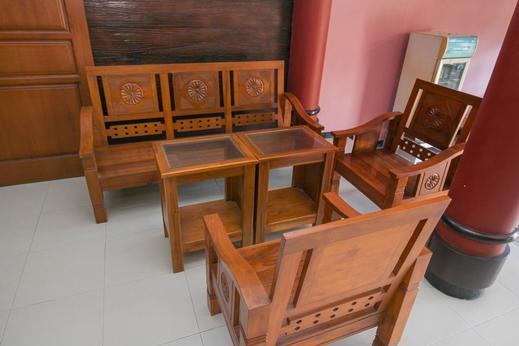 Homestay Kedung Ombo Malang - Lobby