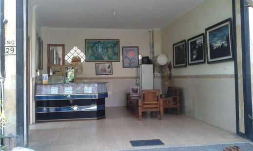 Astra Homestay by Anantria Bali - Reception