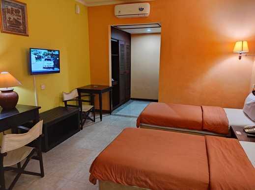Hotel Zaitun Selaparang Lombok - Rooms