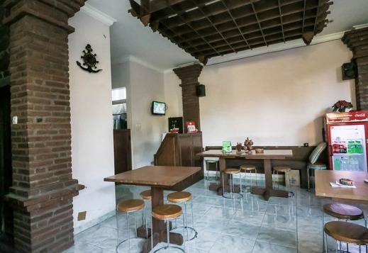 NIDA Rooms Kubu Anyar 45 Legian - Restoran