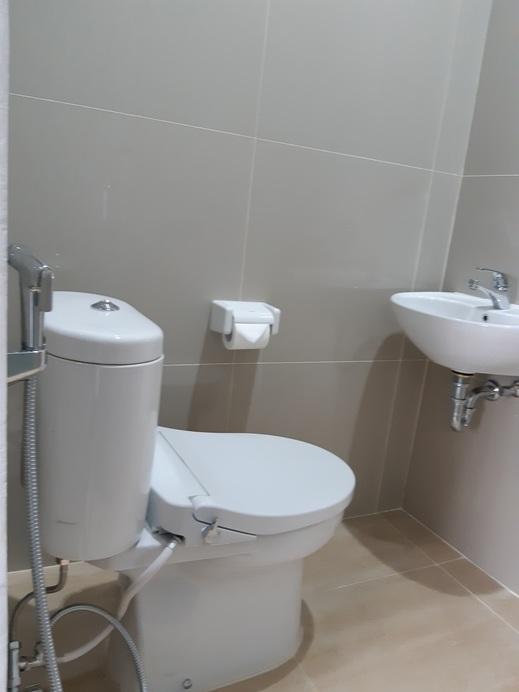 The Emerald Inn Palembang - Bathroom