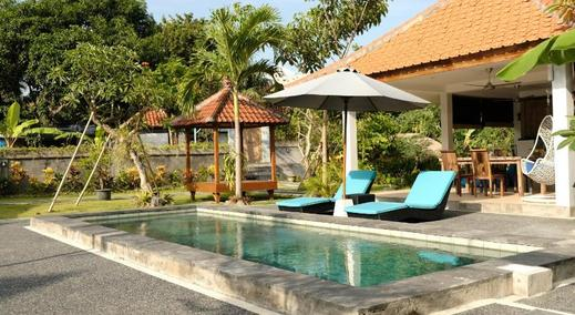 Pondok Lisa Bali - Swimming pool