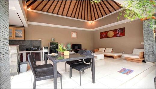 Axelle Villa Bali - interior