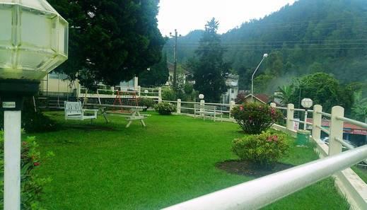 Pondok Asri Tawangmangu - pemandangan