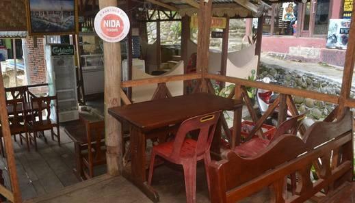 NIDA Rooms Besar Orang Utan Bahorok - Cafe