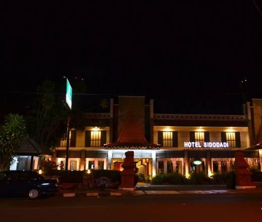 Hotel Sidodadi Cirebon - Tampilan Luar Hotel