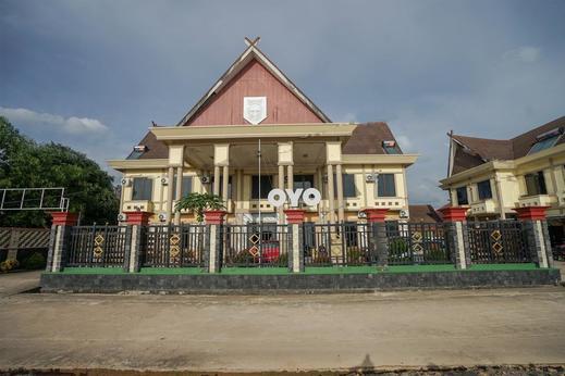 OYO 346 Guest House Dempo Jakabaring Palembang - Facade