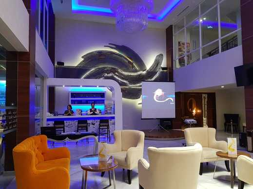 G Sign Hotel  Banjarmasin - Global Lounge
