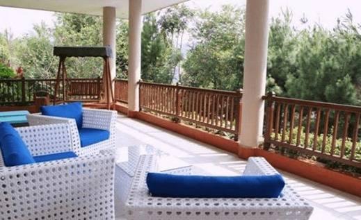 Tinggal Standard Raya Puncak 82 Bogor - Balkon