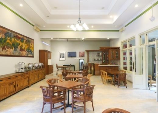 Le Krasak Boutique Hotel Yogyakarta - RESTO
