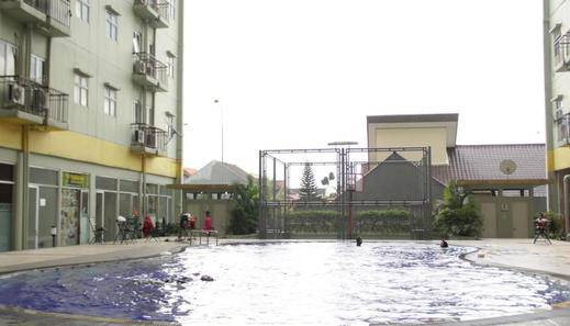 The Suites Metro Apartment By Prisma S.A Bandung - Pool
