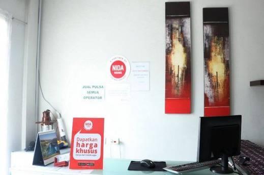 NIDA Rooms Bandaran Majestic Medan Kota - Resepsionis
