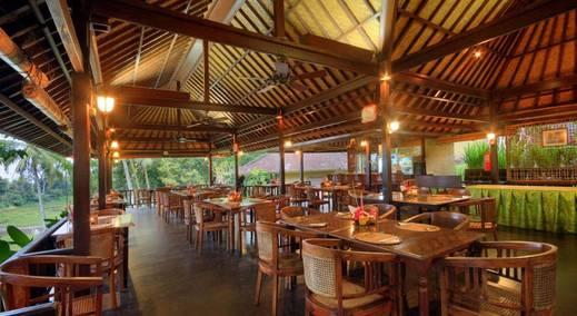 Cempaka Belimbing Bali - Restaurant