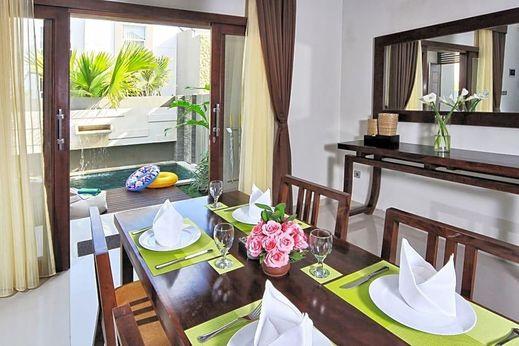 Usada Villa & Residence Bali - Interior