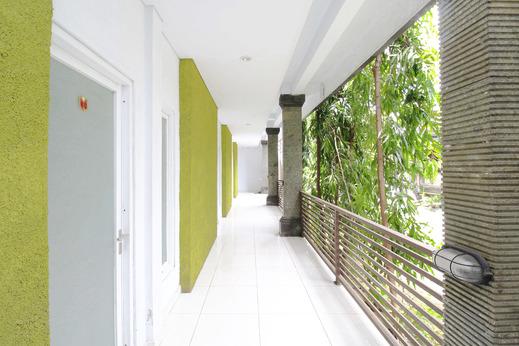 Bali Tulip Hotel Bali - Corridor