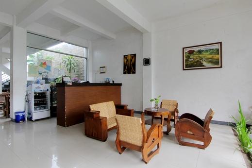 The Fort Hotel Yogyakarta - Reception