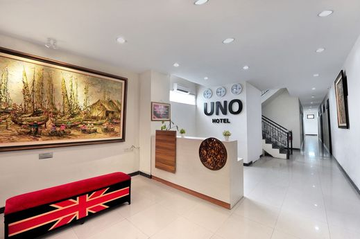 UNO Smartstay Hotel Surabaya Surabaya - Interior