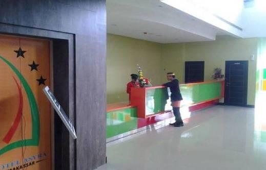 NIDA Rooms Makassar Maipa - receptionis