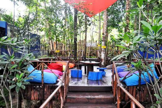HAU Eco Lodges Citumang Pangandaran - Exterior