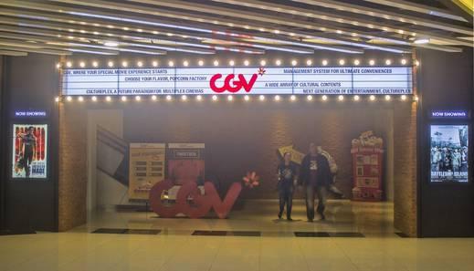 Comfort Margonda Residence 3 Depok - Bioskop CGV