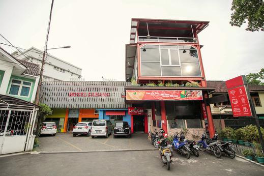 Hotel Sabang Bandung - Facade