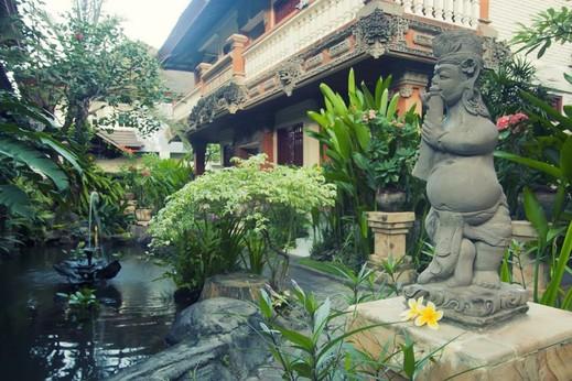 Seminyak Paradiso Hotel Bali - exterior