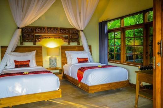 Ubud Valley Boutique Resort Bali - Guest room