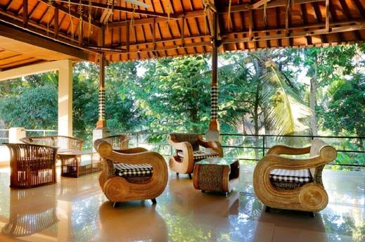 Bhanuswari Resort & Spa Bali - Lobby Seating Area