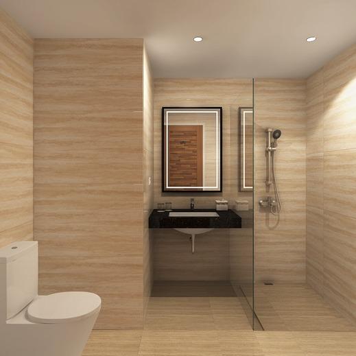 Pollos Hotel & Gallery Rembang - Bathroom