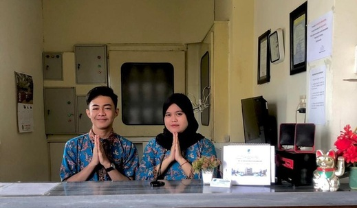Sky Inn Banjar Indah Banjarmasin Banjarmasin - Reception