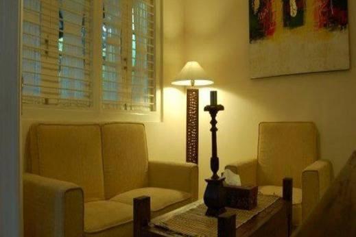 Monginsidi Guest House Yogyakarta - Ruang tamu