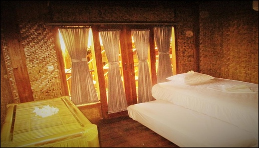 Good Vibes Bungalows Lombok - room