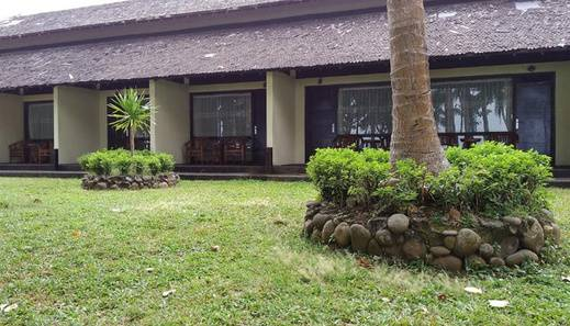 Anyer Cottage Hotel Beach Resort Serang - Exterior