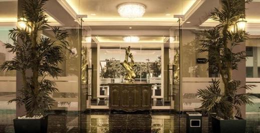 Raden Wijaya Hotel & Convention Mojokerto - Exterior