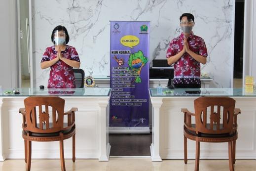 The Aliante Hotel Malang - Covid Preventive