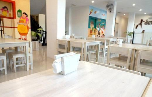 Simona Hotel Canggu Bali - Restaurant