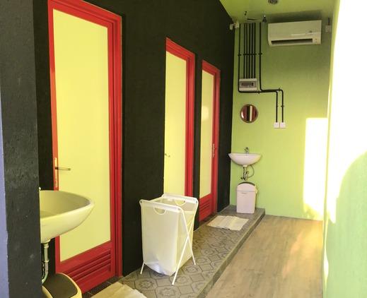 bandunghostel Bandung - Bathroom