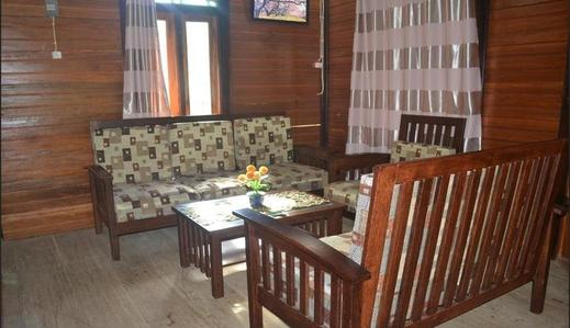 Mountain View Resort and Spa Tomohon - Interior