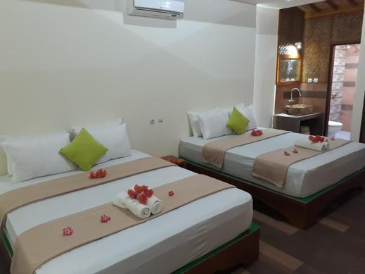 Balenta Bungalow Gili Trawangan Lombok - Guest room