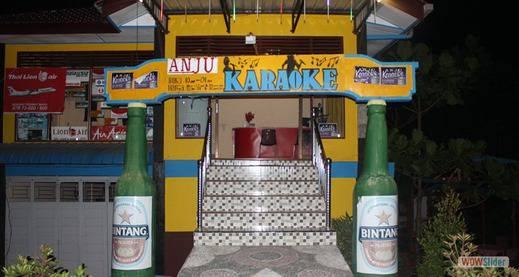 Anju Cottages Danau Toba - Karaoke
