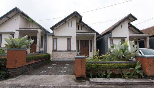 ZenRooms Cemara Bedugul Bali - Tampak luar