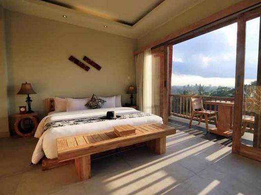 KajaNe Yangloni Bali - Bedroom