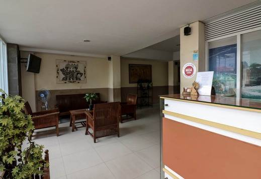 NIDA Rooms Sanur Beach Ngurah Rai 18301 Bali - Resepsionis