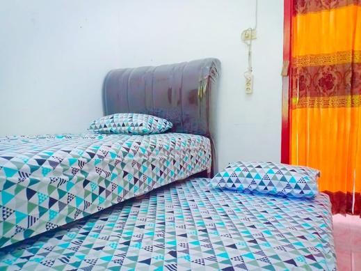 Olive Homestay Gunungsitoli Nias - Bedroom