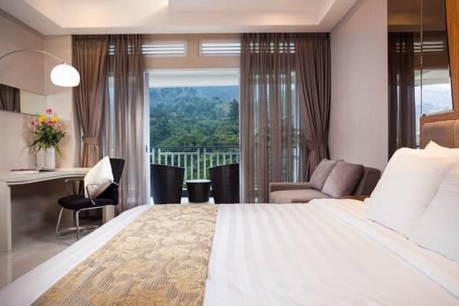Le Eminence Puncak Hotel Convention & Resort Cipanas - Guestroom