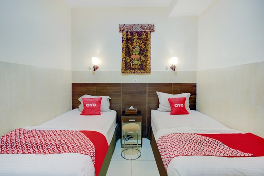 OYO 4011 58 Guesthouse Tangerang Selatan - Bedroom