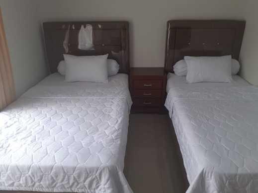 Teras Padi Garut - Bedroom