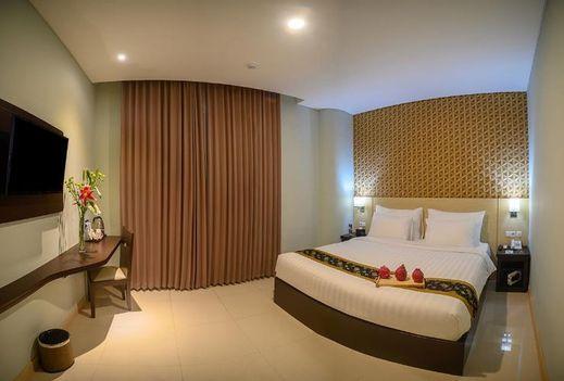 Horison Kotaraja Jayapura - Bedroom